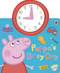 Title: Peppa's Busy Day By Penguin Books