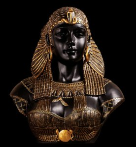 Cleopatra Statue (taken from Google Images)